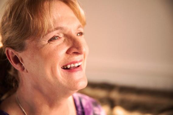 Monica Bastien, présidente de l'ATQ (Aide aux trans du Québec), 57 ans. (Crédit photo: William Mazzoleni)