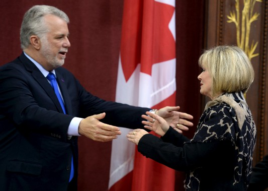 Julie Boulet devient ministre du Tourisme. (Le Soleil, Érick Labbé)