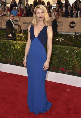 Claire Danes (Photo AP, Jordan Strauss/Invision)