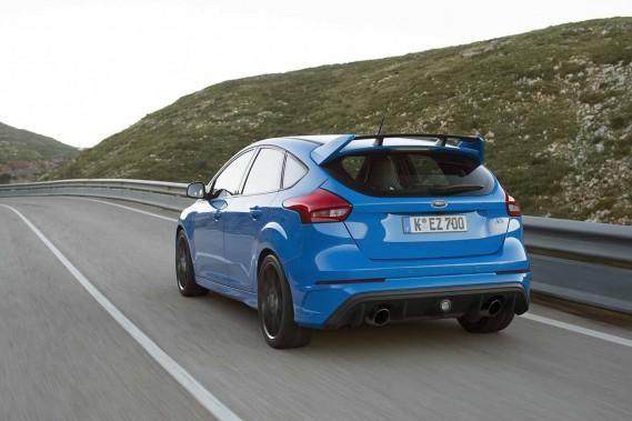 Ford Focus RS: une sportive sans frime