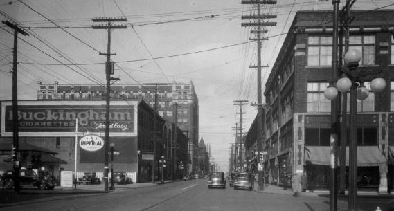 Dans les années 1930, l'architecte Jacques Gréber avait demandé des clichés d'Ottawa afin de mieux connaître la ville. (Bibliothèque et Archives Canada)