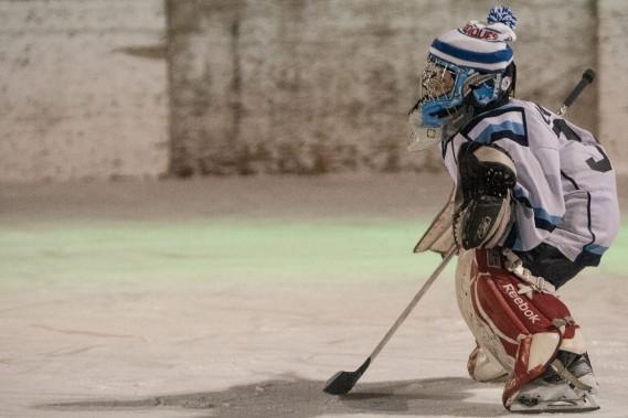 L'organisation du Hockey mineur de Chicoutimi a célébré son 40e anniversaire avec la présentation dimanche de la première édition de la Classique hivernale à la patinoire extérieure du parc Rivière-du-Moulin. (Photo Le Progrès-Dimanche, Michel Tremblay)