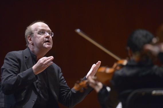 Bernard Labadie n'a pas réduit ses exigences à l'endroit des instrumentistes et des chanteurs qui l'entourent. (Photo Le Soleil, Jean-Marie Villeneuve)