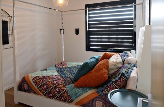 Dans un temple des tendances mich le laferri re design for Lumiere dans chambre sans fenetre