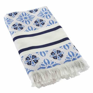 Ode textile à la Méditerranée (Fournie par HomeSense)
