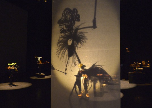 <em>Le pavillon des immortels heureux</em>, de Marcelle Hudon et Maxime Rioux (Le Soleil, Yan Doublet)