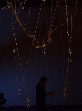 Spectrales, d'Alice Jarry (Le Soleil, Yan Doublet)