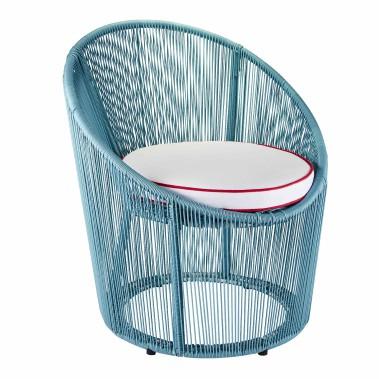 Le fauteuil d'un ensemble de patio trois pièces, 299,99 $ chez HomeSense (Photo fournie par HomeSense)