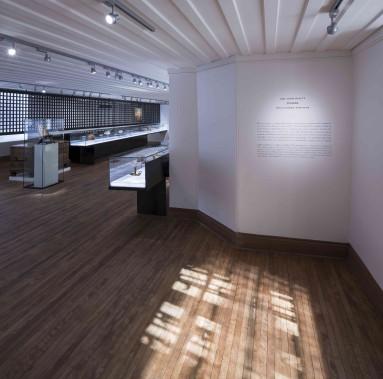Bisson et Castoguay ont reçu le prix Exposition pour l'exposition permanente du Musée du Monastère des Augustines. (Stéphane Groleau)