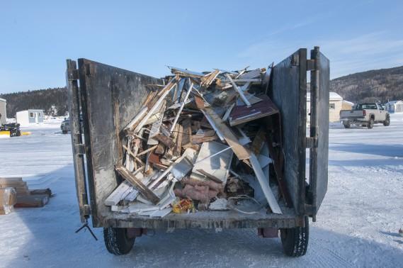 Sur le plan environnemental, les travaux ont été supervisés par le Comité Zip Saguenay. (Michel Tremblay)