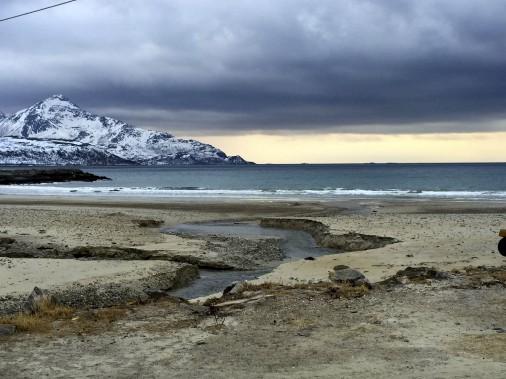 Tromsø est une ville entourée de montagnes. (Kari Leibowitz)