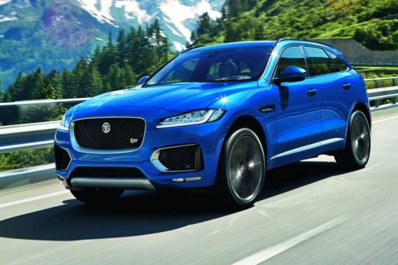 Jaguar F-Pace 2017- primeur québécoise (fournie par Jaguar)