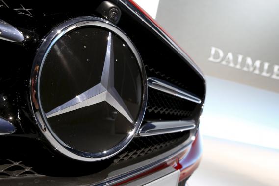 Moteurs diesel: les États-Unis enquêtent sur Mercedes-Benz