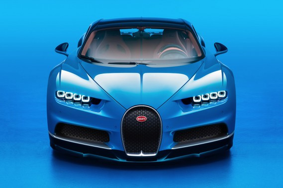(Photo fournie par Bugatti)