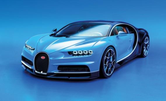 (Photo : Bugatti)