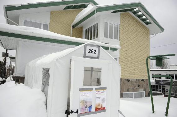 Au Québec, on compte environ une dizaine de maisons de naissances, dont celle de Chicoutimi, ouverte depuis avril 2015. (Photo Le Quotidien, Mariane L. St-Gelais)