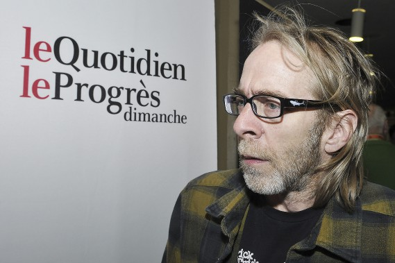 François Avard (Photo Le Quotidien, Rocket Lavoie)
