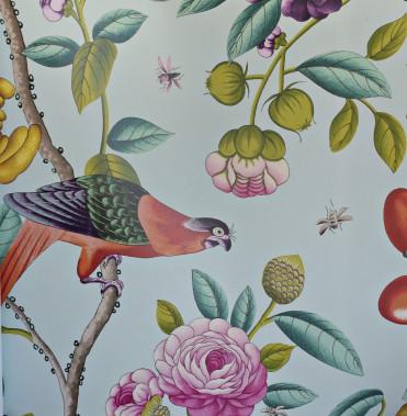 Papier peint parisien Manuel Canova, 204 $ le rouleau simple ou 408 $ le rouleau double Au Loft par Style Libre (Photo Le Soleil, Patrice Laroche)