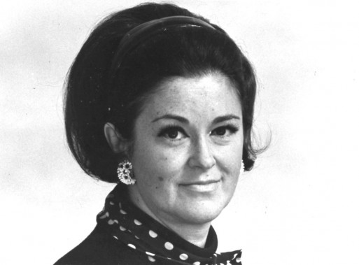 Claire Kirkland-Casgrain, en 1970. (Photo d'archives PC)