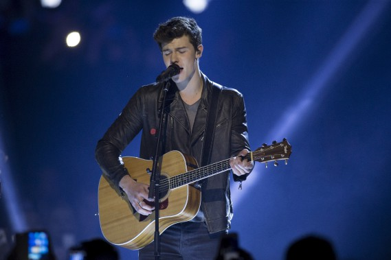 Shawn Mendes (La Presse Canadienne, Jeff McIntosh)
