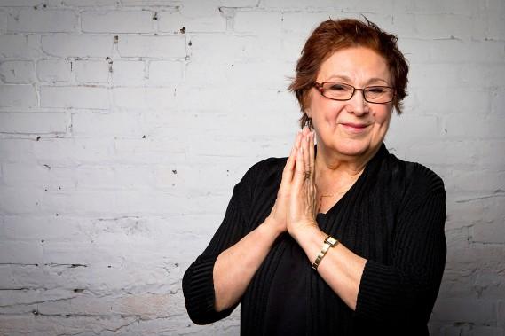 Rita Lafontaine, photographiée en février 2014. (Archives La Presse)
