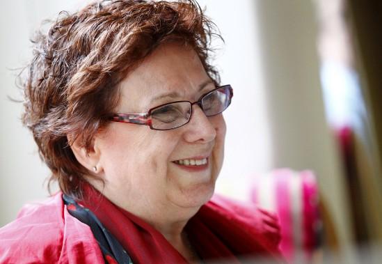 Rita Lafontaine en 2011 (Photothèque Le Soleil, Yan Doublet)