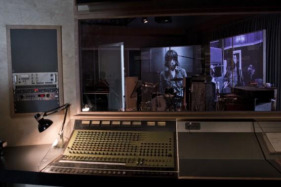 Le studio reconstitué (AP, Joel Ryan)