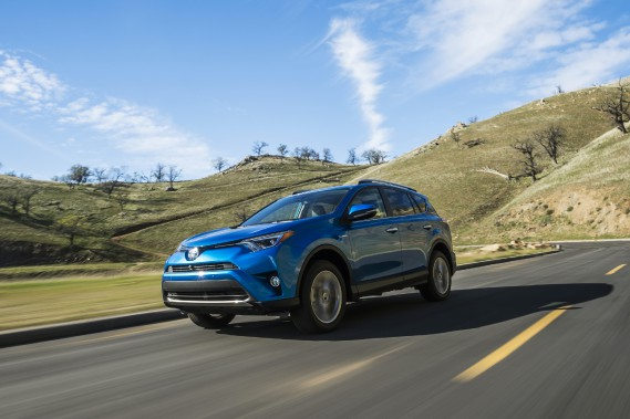 Toyota RAV4 hybride:une approche astucieuse