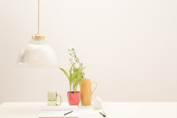 L'atelier Jacques & Anna est ouvert au public, sur rendez-vous. Des luminaires peuvent être achetés sur place ou commandés, sur mesure. Le prix des lampes commence à 80$, pour un modèle de la collection Blocs. (PHOTO FANNIE LAURENCE, FOURNIE PAR TRINIDAD STUDIO)