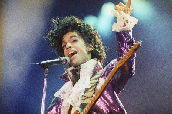 Le 18 février 1985, en concert en Californie. (AP Liu Heung Shing)
