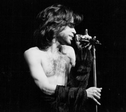 En mai 1990, lors d'un concert à Minneapolis (AP, David Brewster)