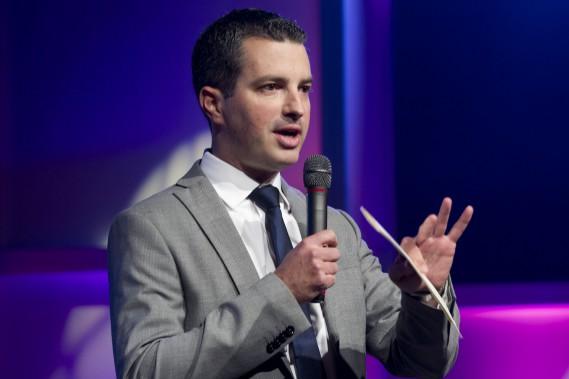 L'édition 2016 du Gala d'excellence du Regroupement des gens d'affaires (RGA) de la Capitale nationale était animé par Mathieu Nadon, chef d'antenne à ICI Radio Canada Ottawa-Gatineau. (Martin Roy, LeDroit)