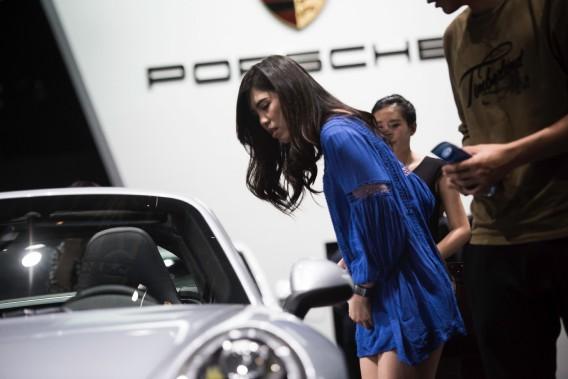 Salon de l'auto de Pékin: la vitrine du plus grand marché automobile au monde