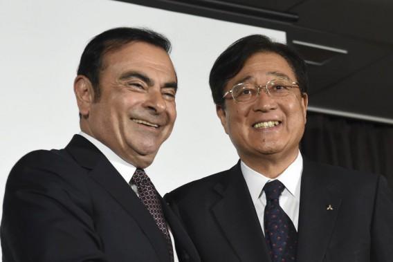 Après avoir démasqué Mitsubishi... Nissan l'achète en partie