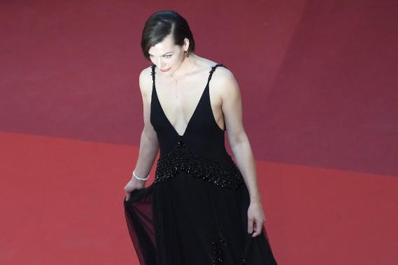 Milla Jovovich (AFP, ANNE-CHRISTINE POUJOULAT)