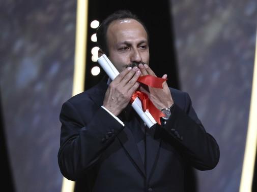 Le prix du scénario a été attribué à Asghar Farhadi pour <em>Le client</em>. (AFP, Alberto Pizzoli)