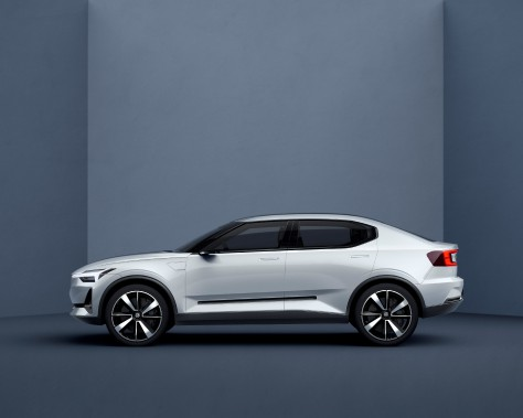 Volvo Concept 40.2 (PHOTO FOURNIE PAR VOLVO)