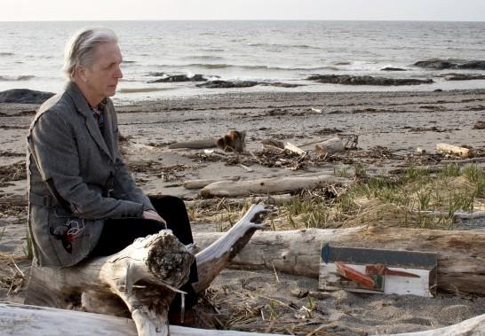 L'artisan sur la plage de Baie-des-Sables (Fournie par Atelier Bertrand)