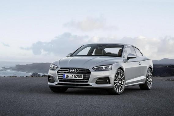 L'Audi A5 renouvelée