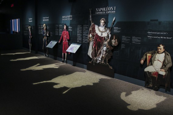 La chronologie de la vie de Napoléon. (PATRICK WOODBURY, LeDroit)