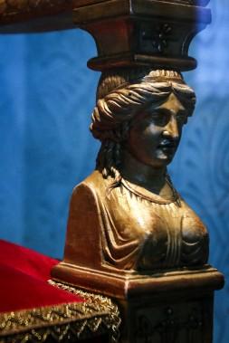 Le trône de Napoléon (PATRICK WOODBURY, LeDroit)