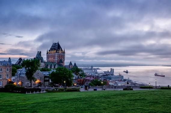 Photo prise par Martin Cauchon, dans la ville de Québec, au Québec. ()