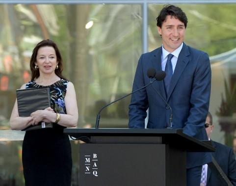 Le premier ministre du Canada, Justin Trudeau (Le Soleil, Erick Labbé)