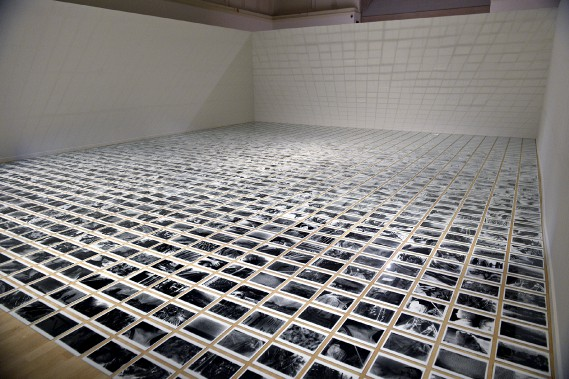 L'installation photographique de Patrick Altman (Le Soleil, Patrice Laroche)