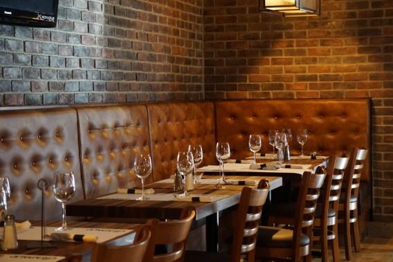 La rénovation du resto-bar Le Crapaud a nécessité un investissement de 350 000 $. (Courtoisie)