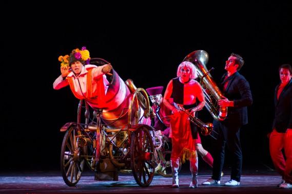 Première du spectacle <em>Tout écartillé</em>, hommage à Robert Charlebois (Olivier Croteau)