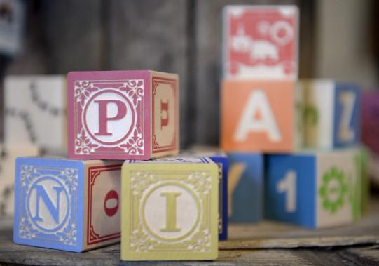 Des cubes en bois, un classique à transmettre de génération en génération. (Le Soleil, Yan Doublet)