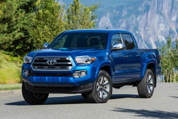 Toyota Tacoma: le doyen