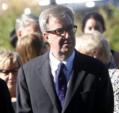 Le maire d'Ottawa, Jim Watson (Simon Séguin-Bertrand, LeDroit)