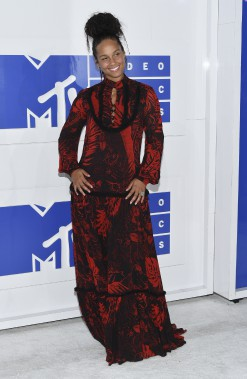 Alicia Keys (AP, Evan Agostini)